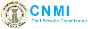 Logo for CNMI Civil Service Commission
